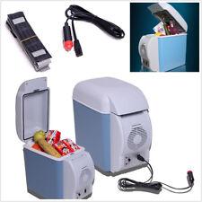 7.5L Car Truck RV Travel/Party/Picnic Refrigerator Cooler/Warmer Electric Fridge