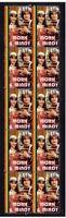 MORK & MINDY STRIP OF 10 MINT TV VIGNETTE VIGNETTE STAMPS 3