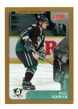 2001-02 UD Upper Deck Victory NHL Hockey Gold Card Pick