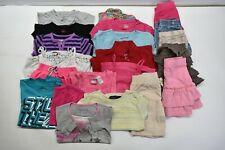 Kids Girl's Size 6-6X Various Brands Spring & Summer Tops & Bottoms Lot of 21