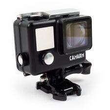 Camarm Action Camera Waterproof Housing Mount HERO 4 Black Design