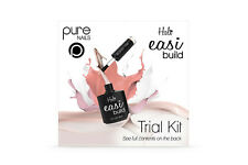 Pure Nails Halo Easibuild Gel Trial Kit