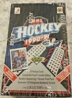 1990-91 Upper Deck NHL Hockey High Series Box Jagr, Bure, Federov LOADED!