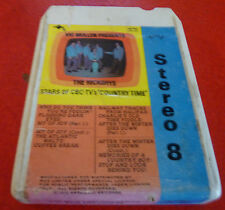 Vic Mullen Presents The Hickorys ! 8 Track Stereo 8 Pistes