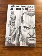 The Walking Dead - ALL OUT WAR, AP EDITION - Hardcover - Graphic Novel - Image