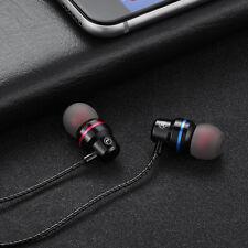 Sports Earphone Type C USB-C In-Ear Wired Headset Bass Earphone Earbud with Mic