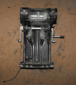 EE6A11329 Nissan 40 HP Direct Injection Swivel Bracket PN 3C8Q623103 2010-2014