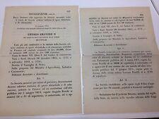 REGI DECRETI giugno 1874 Soc. Editrice Italiana e Magazzini cooperativi (An)-529