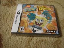 SpongeBob SquarePants: The Yellow Avenger Nintendo ds