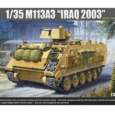 [Free Shipping] ACADEMY 1/35 Plastic Kit M113A3 IRAQ 2003 #13211