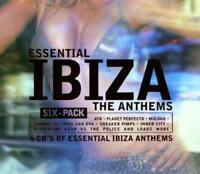 Essential Ibiza Six Pack, Various Artists, Good Box set