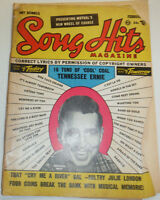 Song Hits Magazine Tennessee Ernie February 1956 120614R