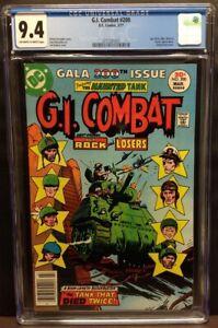 G.I. COMBAT #200 3/77(DC) CGC 9.4 #3711321021