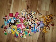 Lot 50+ Disney Figurine Princesses- Toy Story- Lion King -Aladin-Jasmine..