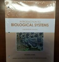 Introduction To Biological Systems Laboratory Manual 7th Custom Ed Univ Of MO
