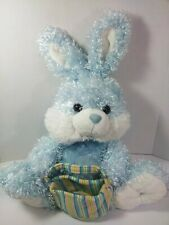 "DanDee Collectors Choice - Bunny Rabbit - White And Light Blue 24""Plush"