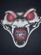New listing Vtg 1998 Austin 3:16 Don't Trust Anybody Snake Shirt Stone Cold Steve Austin Xl