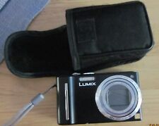 Panasonic Lumix dmc-tz8 12.1mp digital camera-Black