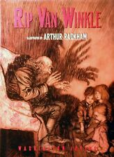 Rip Van Winkle by Irving Washington - Book - Hard Cover - Children