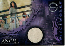 ANGEL SEASON FOUR COSTUME CARD PW4 JASMINE