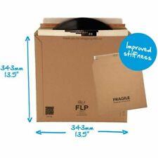 busta in cartone per spedire dischi 33 giri - 343 x 343  mm.- 50 pezzi 44 euro