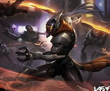 LEAGUE OF LEGENDS LOL PROJEC: Yi LIMITED EDITION GIOCO TAPPETINO GIOCO MOUSE PAD