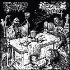 GRAVEYARD GHOUL / CRYPTIC BROOD - split LP + DL Code - DEATH METAL