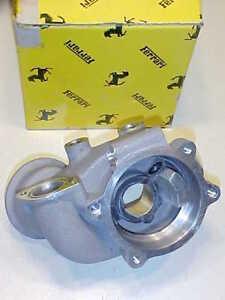 Ferrari F50 Engine Oil Filter Housing_Pump Body _160566_NEW_OEM