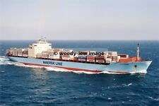 rp02947 - Danish Container Ship - Louis Maersk - photograph 6x4