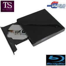 HD USB 3.0 External Blu-ray Burner BD008-SAU3 BD 6X 3D BD-RE BDXL Writer Drive