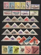 Lundy Collection Stamps Unmounted Mint + Mounted Mint