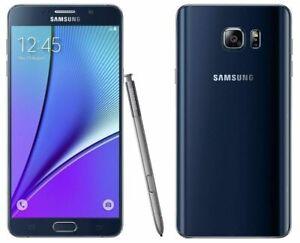 Verizon Samsung Galaxy Note 5 N920V 64GB 4G LTE Clean ESN White/Black/Gold Great