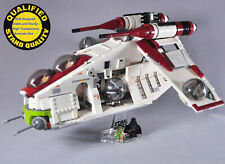 Display Stand for Lego 75021 7676 7163 Republic Gunship Starwars(stand only)