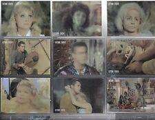 Star Trek The Original Series 2009 In Motion CageL1 thr RL18 cards YOU PICK ONE.