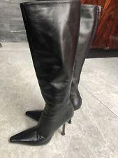 Jimmy Choo boots, black,Size 35.5 UK 2.5 (Jimmy Choo Sizing)beautiful condition