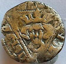 More details for 1272-1307 ireland edward i (1st) silver hammered dublin penny type ia