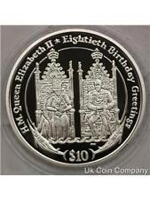 2006 British Virgin Islands Sterling Silver Proof $10 Coin Opening Parliament