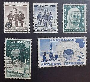Australia Antarctic Territory used