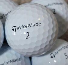 2 Dozen TaylorMade Tp5  Golf Balls - White Mint/AAAA 2019/2020