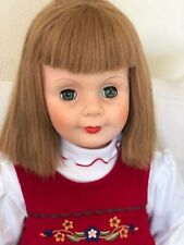 """Vintage 35"""" Patti Playpal Companion Doll Unmarked w/Outfit"""