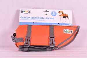 "Outward Hound Granby Splash Dog Life Jacket, Small 15-30 Pounds / 16-20"" Girth"