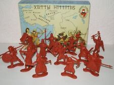Basevich. Sumerians and Hittites. Plastic 1/32 toy soldiers. R. NEW !
