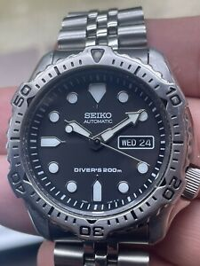 Seiko SKX171 200m Dive Watch