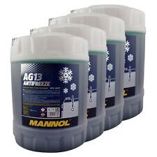 40 Liter MANNOL Kühlerfrostschutz AG13 grün -40°C für Renault Typ D