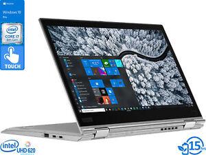 "Lenovo thinkPad X1 Yoga, 14"" QHD Touch, i7-8550U, 8GB RAM, 2TB SSD, Win 10 Pro"