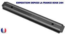 Barre magnetique 33 cm porte couteaux outils mural cuisine aimant bar support