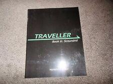 Traveller RPG Mongoose Book 6 Scondrel
