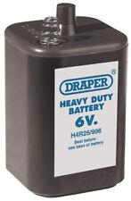 Genuine Draper 6 V Pj996 T Batterie | 62866