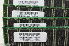 Kingston  KT6472DSN3R18A  1GB (2 x 512MB) PC2100 CL2.5 DDR Registered ECC DIMM