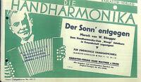 Der Sonn' entgegen - Marsch von W. Rüegger